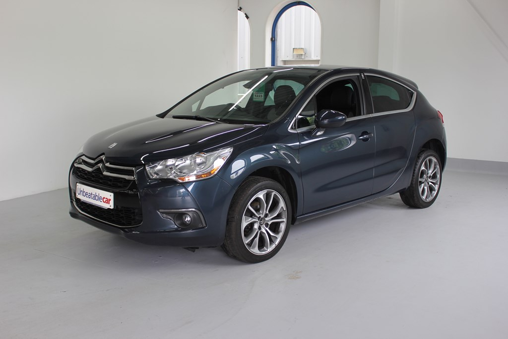 Citroen DS4 1.6 2013 photo - 10
