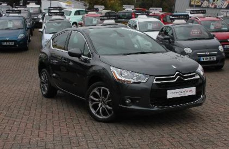 Citroen DS4 1.6 2013 photo - 11