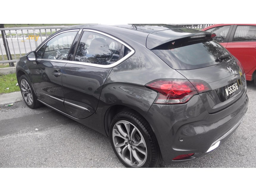 Citroen DS4 1.6 2013 photo - 4