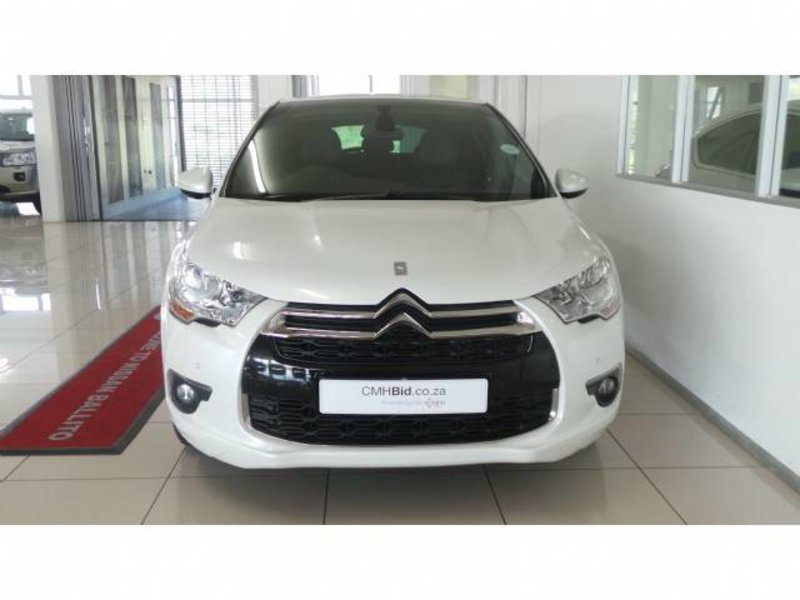 Citroen DS4 1.6 2013 photo - 6