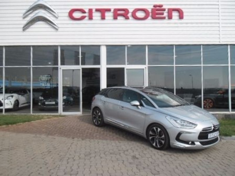 Citroen DS5 1.6 2012 photo - 1