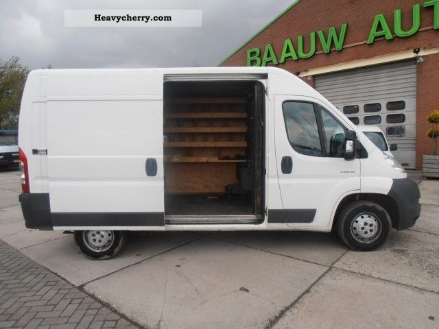 Citroen Jumper 2.2 2007 photo - 10