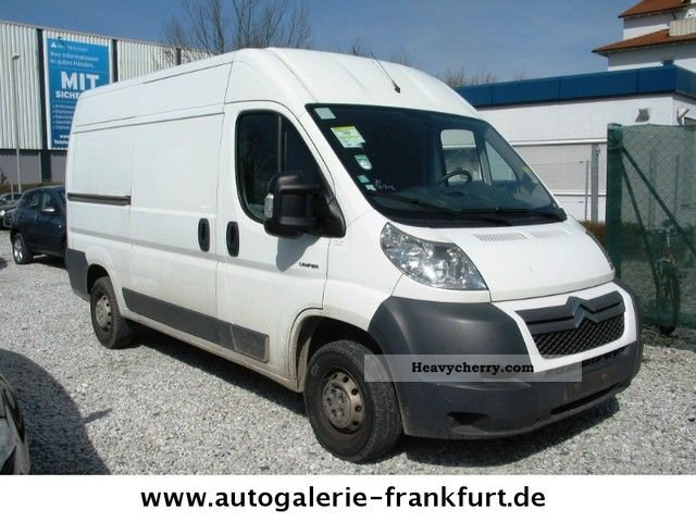 Citroen Jumper 2.2 2007 photo - 11
