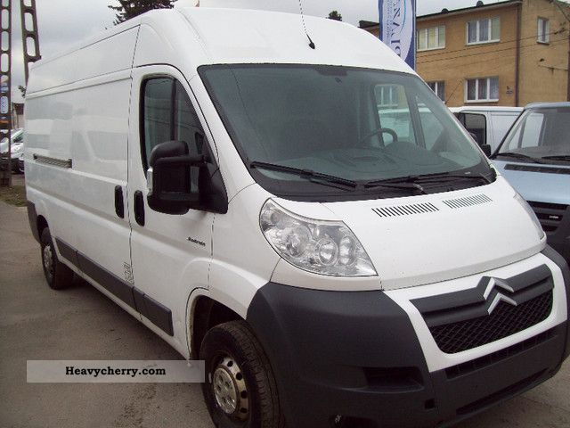 Citroen Jumper 2.2 2007 photo - 3