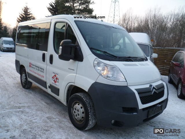 Citroen Jumper 2.2 2007 photo - 4