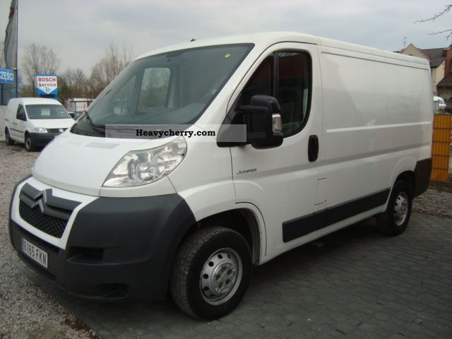Citroen Jumper 2.2 2007 photo - 6