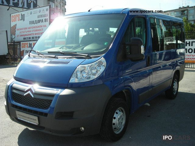 Citroen Jumper 2.2 2007 photo - 9