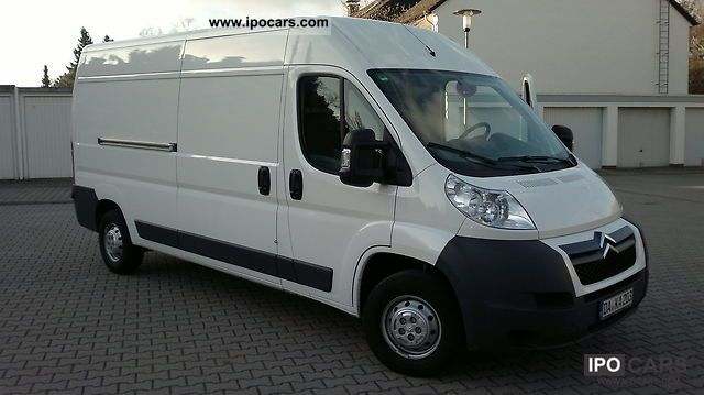 Citroen Jumper 2.2 2011 photo - 2