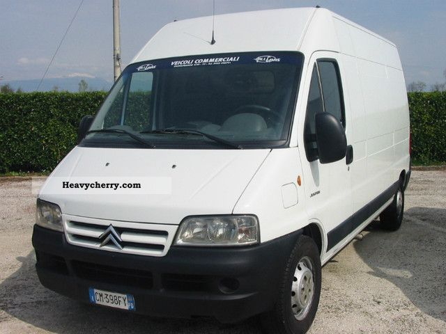Citroen Jumper 29CH 2004 photo - 2