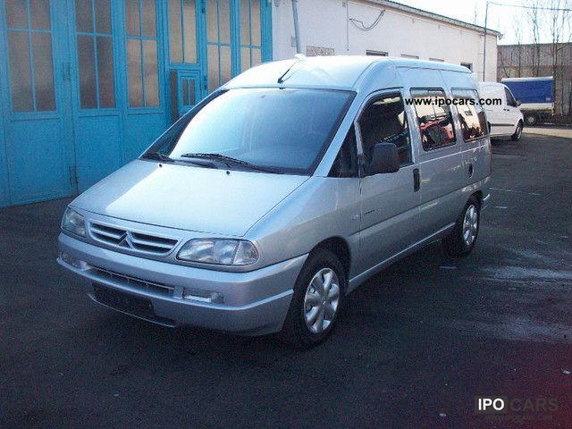 Citroen Jumper 33C 2002 photo - 10