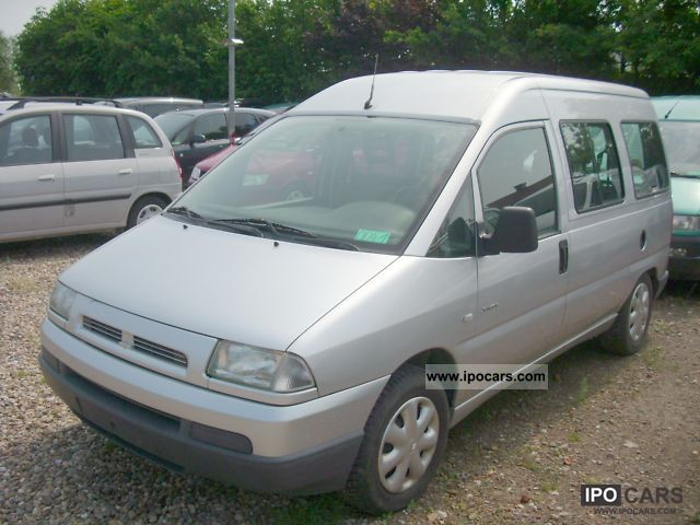 Citroen Jumper 33C 2002 photo - 8