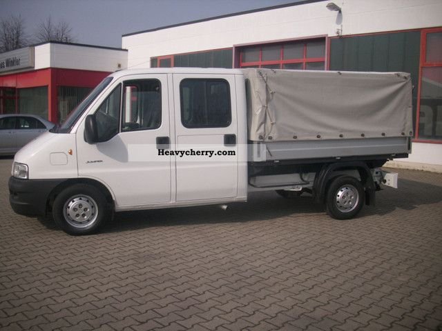 Citroen Jumper 33C 2005 photo - 10