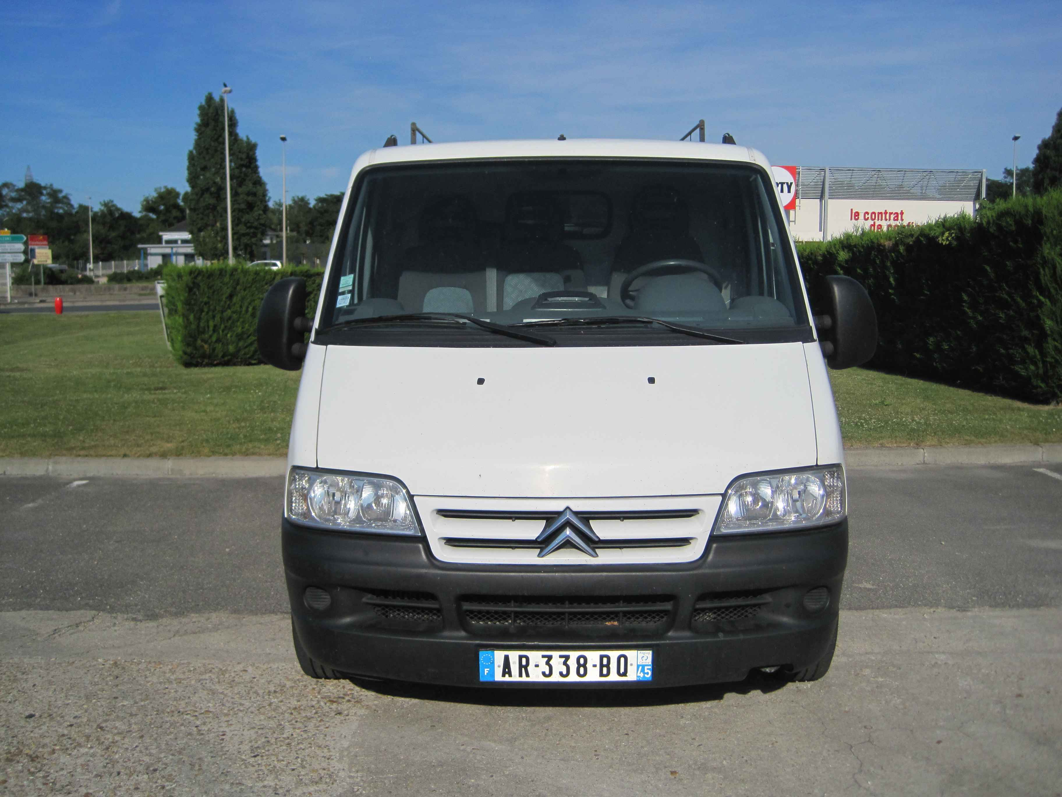 Citroen Jumper 33CH 2005 photo - 2