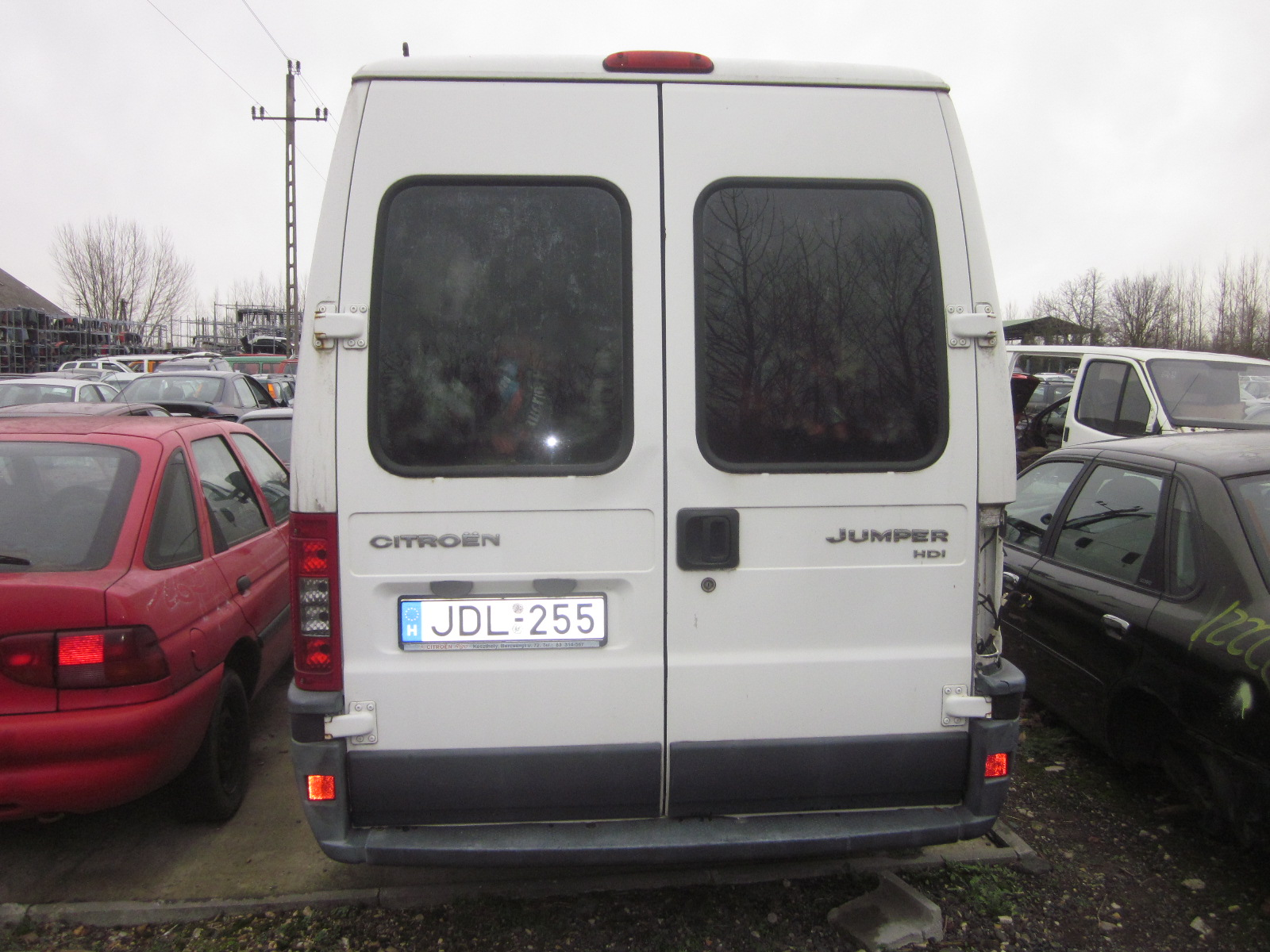 Citroen Jumper 33LH 2004 photo - 7