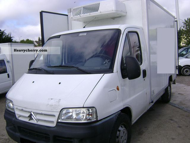 Citroen Jumper 33LH 2004 photo - 8