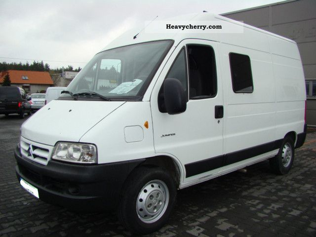 Citroen Jumper 33LH 2004 photo - 9