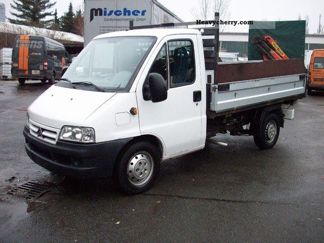 Citroen Jumper 33M 2002 photo - 11