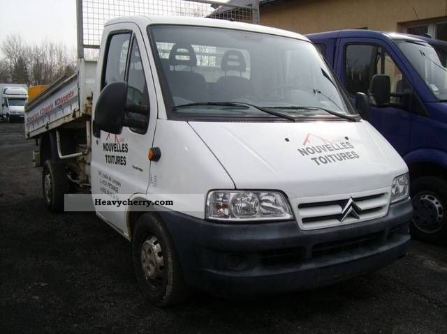 Citroen Jumper 33M 2002 photo - 12