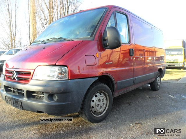Citroen Jumper 33M 2003 photo - 1