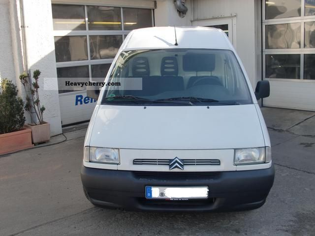 Citroen Jumper 33M 2003 photo - 11