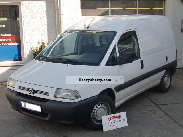 Citroen Jumper 33M 2003 photo - 12