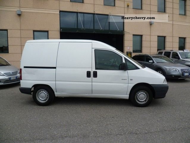 Citroen Jumper 33M 2003 photo - 8