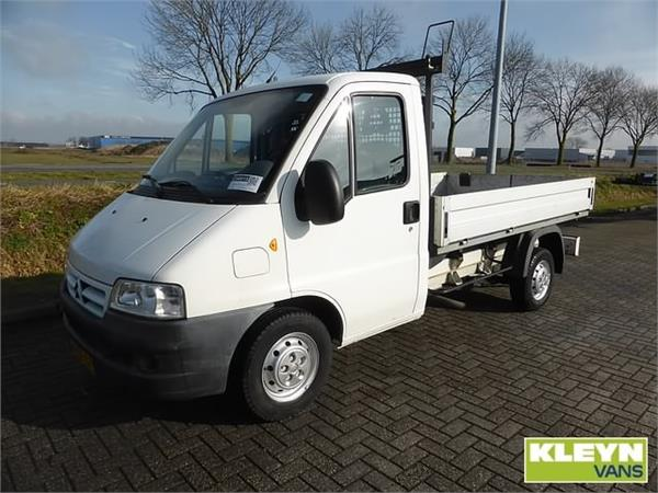 Citroen Jumper 33M 2004 photo - 2