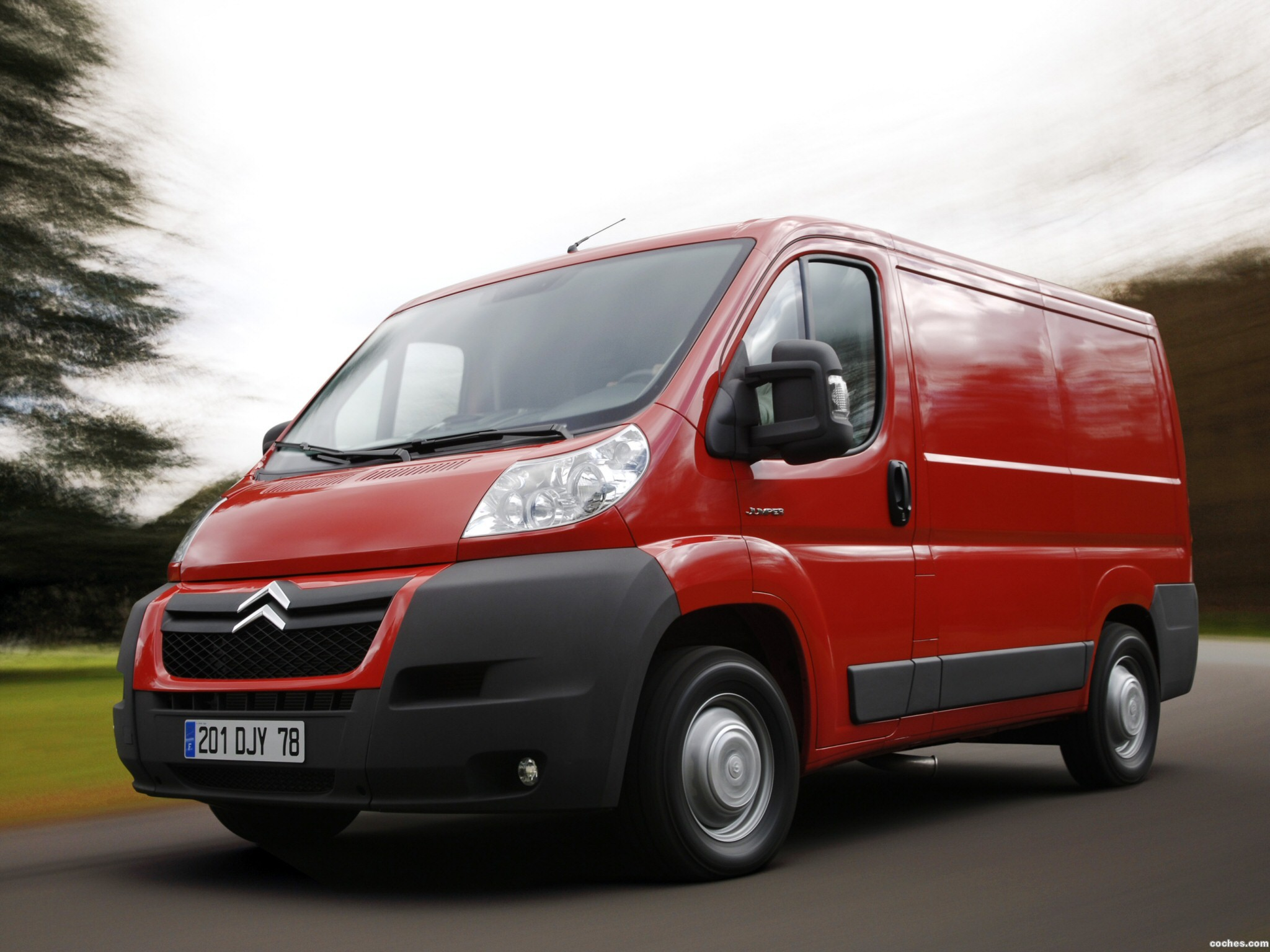 Citroen Jumper 33M 2006 photo - 11