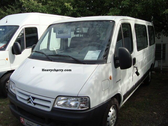 Citroen Jumper 33M 2006 photo - 3