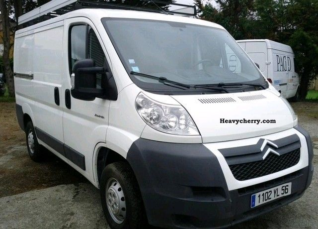 Citroen Jumper 33M 2006 photo - 9
