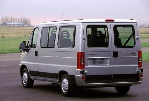 Citroen Jumper 33MH 2002 photo - 10