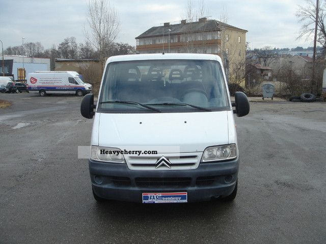 Citroen Jumper 33MH 2002 photo - 11