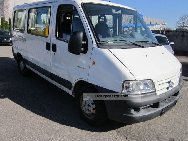 Citroen Jumper 33MH 2002 photo - 12