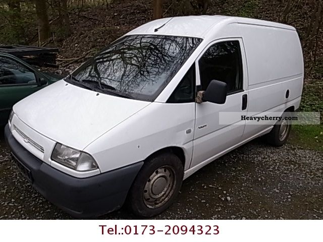 Citroen Jumper 33MH 2002 photo - 8
