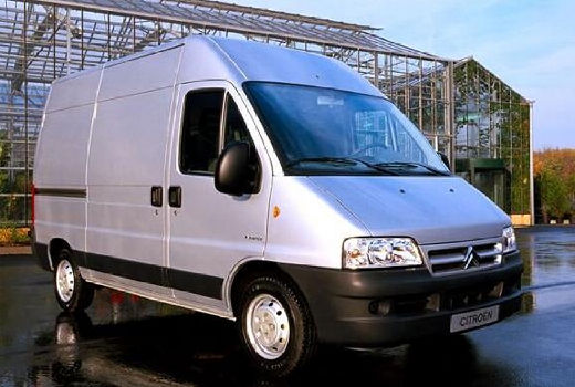 Citroen Jumper 33MH 2002 photo - 9