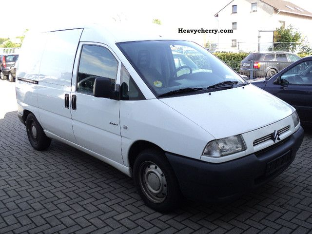 Citroen Jumper 35LH 2002 photo - 2