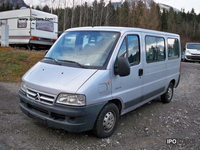 Citroen Jumper 35MH 2004 photo - 5