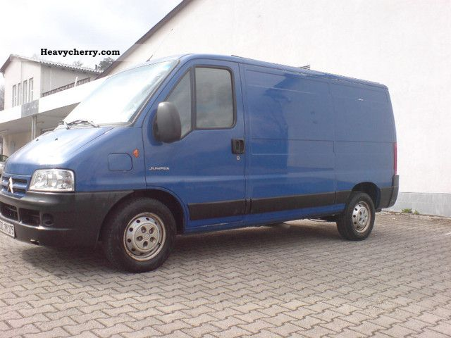 Citroen Jumper 35MH 2004 photo - 9
