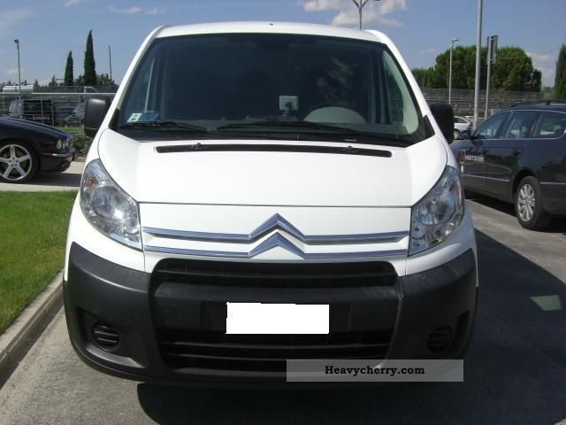 Citroen Jumpy 1.6 2012 photo - 1