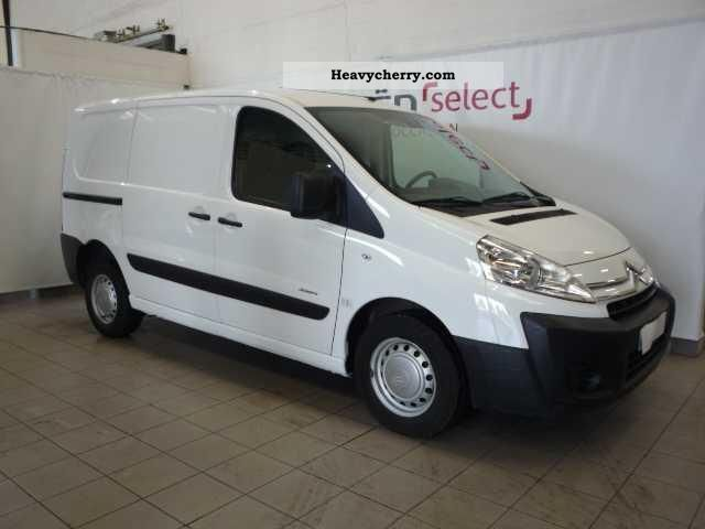 Citroen Jumpy 1.6 2012 photo - 12