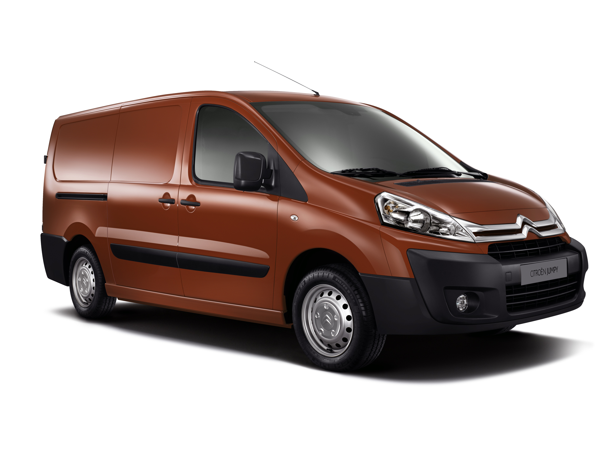 Citroen Jumpy 1.6 2012 photo - 3