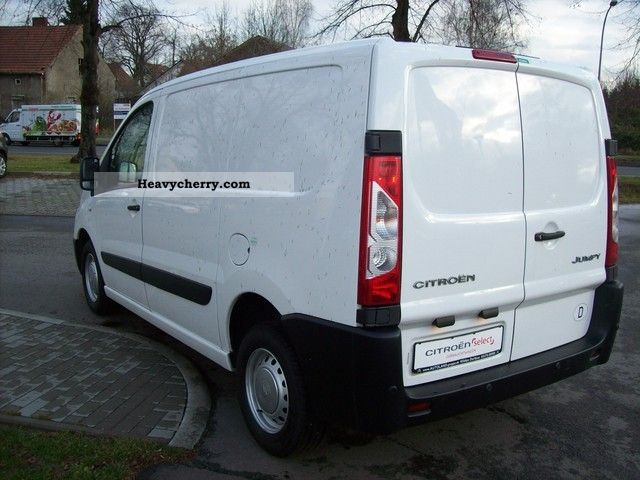 Citroen Jumpy 1.6 2012 photo - 5
