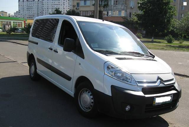Citroen Jumpy 1.6 2012 photo - 7