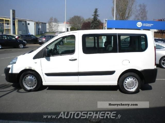 Citroen Jumpy 2.0 2010 photo - 10