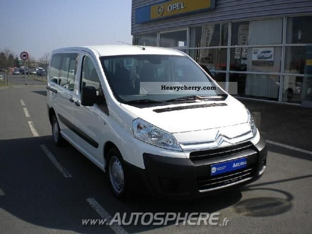 Citroen Jumpy 2.0 2010 photo - 11
