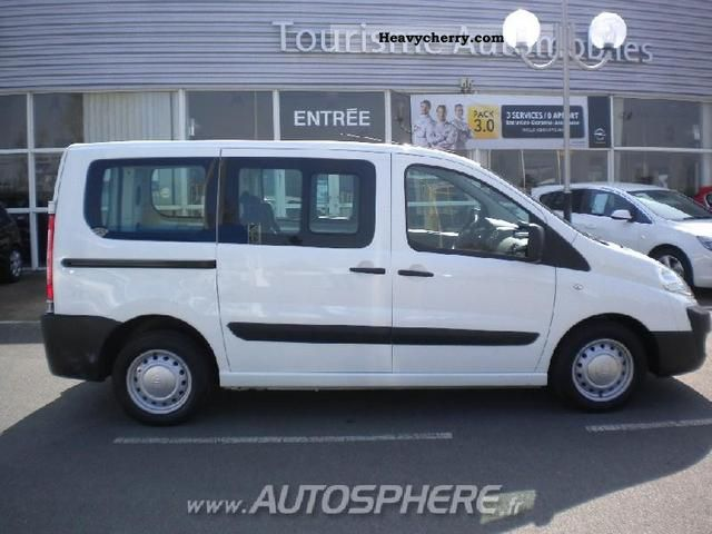 Citroen Jumpy 2.0 2010 photo - 12