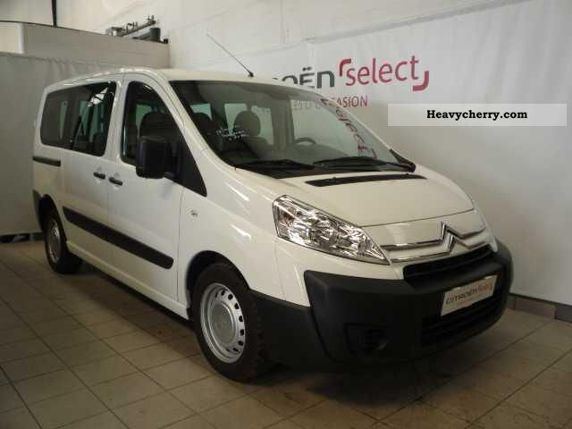 Citroen Jumpy 2.0 2010 photo - 3