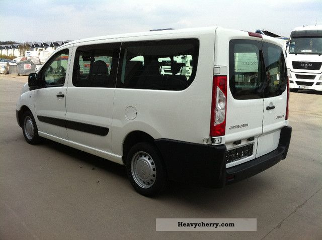 Citroen Jumpy 2.0 2010 photo - 6