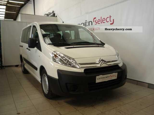 Citroen Jumpy 2.0 2010 photo - 9
