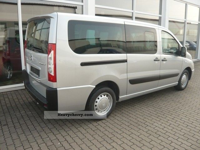 Citroen Jumpy 2.0 2011 photo - 1